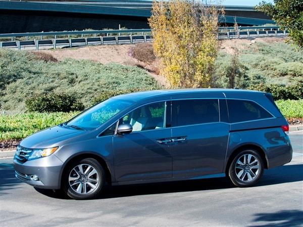 12 Best Family Cars 2014 Honda Odyssey