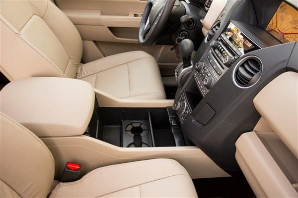 12 Best Family Cars: 2014 Honda Pilot 3
