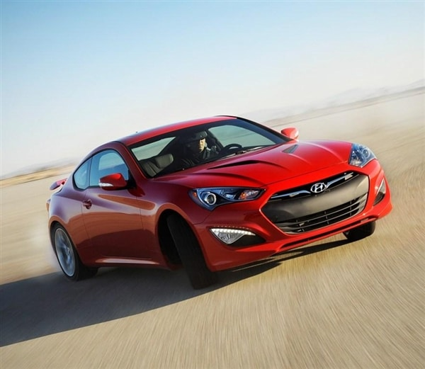 Hyundai Genesis Two Door: 2014 Hyundai Genesis Coupe Boasts Enhanced Feature Set