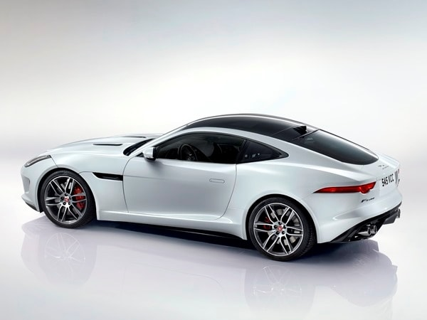 2015 jaguar f type coupe pricing announced kelley blue book. Black Bedroom Furniture Sets. Home Design Ideas
