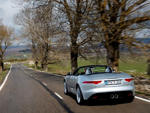 2014 Jaguar F-Type First Review: Driving the Future, Feeling the Past 2