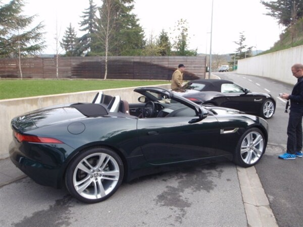 2014 Jaguar F-Type First Review: Driving the Future, Feeling the Past 7