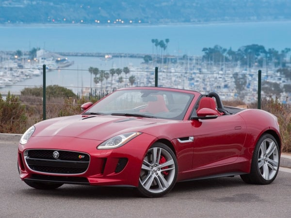 Best Questions: 2014 Jaguar F-Type 4