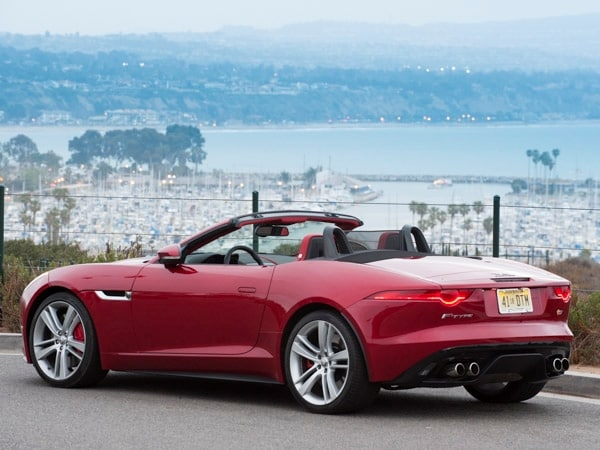 Best Questions: 2014 Jaguar F-Type 5