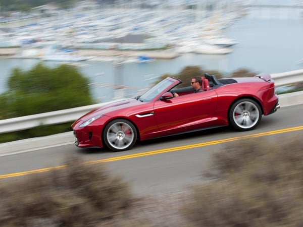 Best Questions: 2014 Jaguar F-Type 1