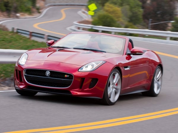 Best Questions: 2014 Jaguar F-Type