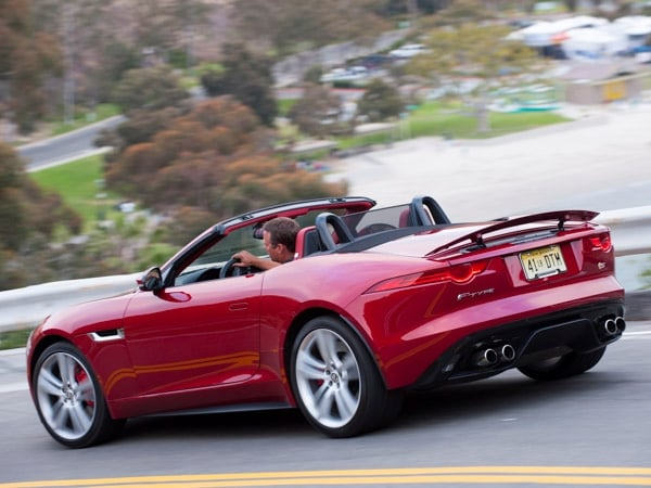 Best Questions: 2014 Jaguar F-Type 2