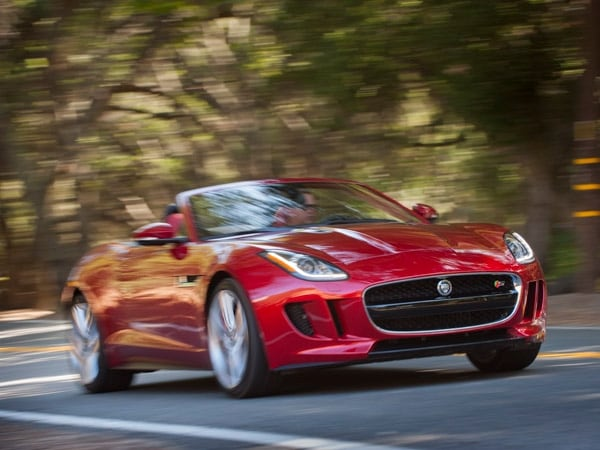 Best Questions: 2014 Jaguar F-Type 6