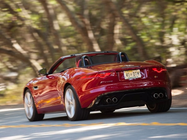 Best Questions: 2014 Jaguar F-Type 7