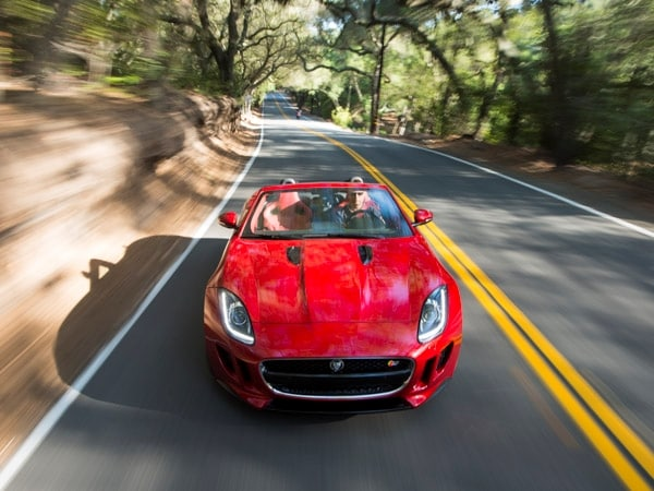 Best Questions: 2014 Jaguar F-Type 8