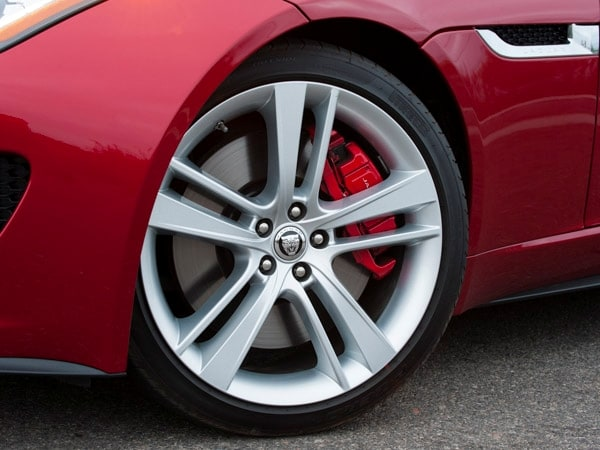 Best Questions: 2014 Jaguar F-Type 12