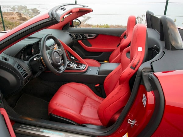 Best Questions: 2014 Jaguar F-Type 21