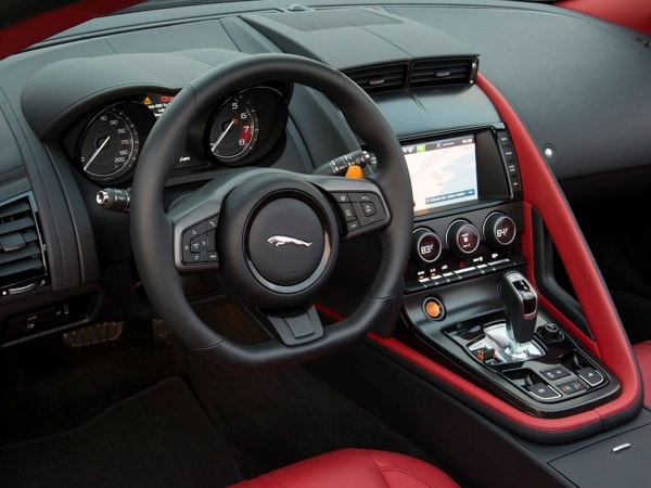 Best Questions: 2014 Jaguar F-Type 23
