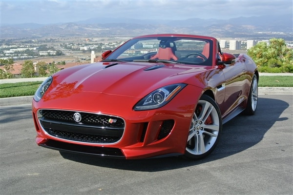Editors Page 2014 Jaguar F Type Kelley Blue Book