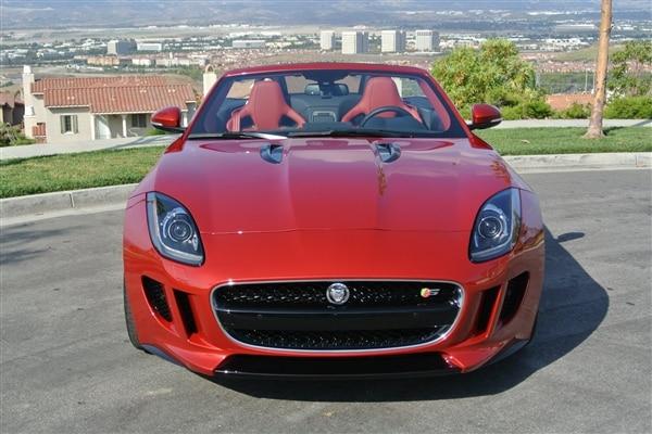 Editors' Page: 2014 Jaguar F-Type 3