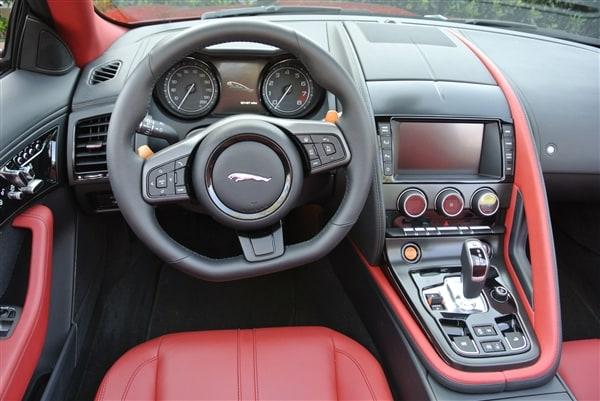Editors' Page: 2014 Jaguar F-Type 7