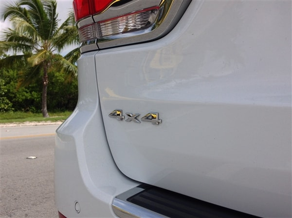 Exploring Key West in a 2014 Jeep Grand Cherokee 10
