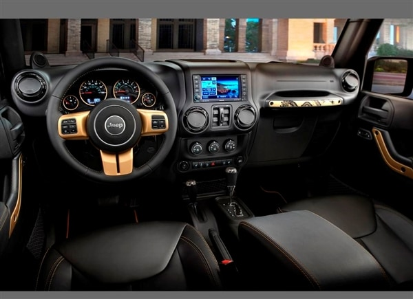2014 Jeep Wrangler Dragon Edition: From show stand to showroom - Kelley Blue Book