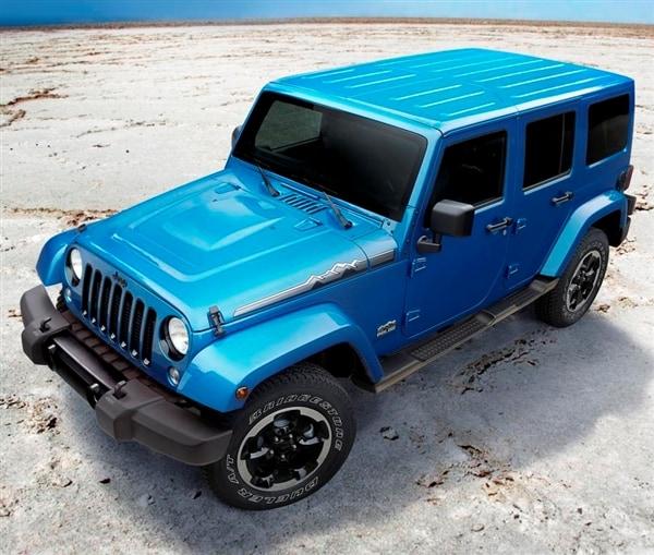 Jeep Wrangler Polar Edition For Sale.html