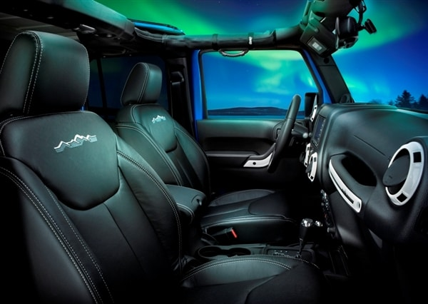 Loans For Credit Under 600 >> 2014 Jeep Wrangler Polar Edition goes on sale here in November - Kelley Blue Book