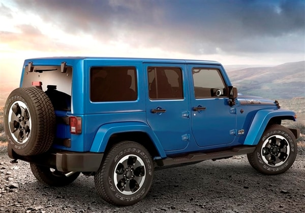 2014 jeep wrangler polar edition goes on sale here in november kelley blue book. Black Bedroom Furniture Sets. Home Design Ideas
