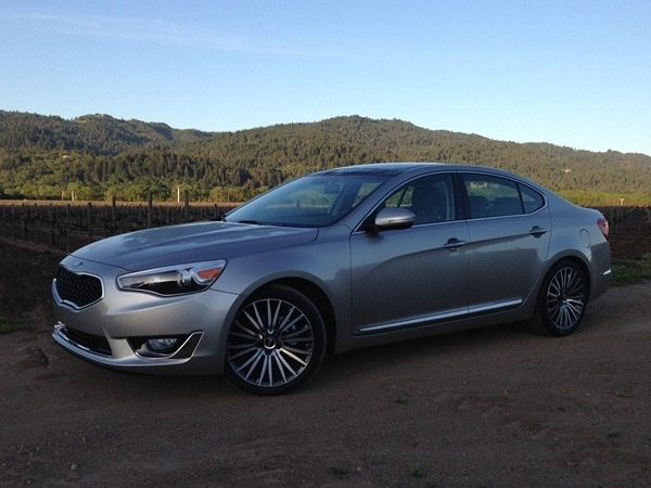 2014 Kia Cadenza First Review: Kia's Biggest Deal Yet 5