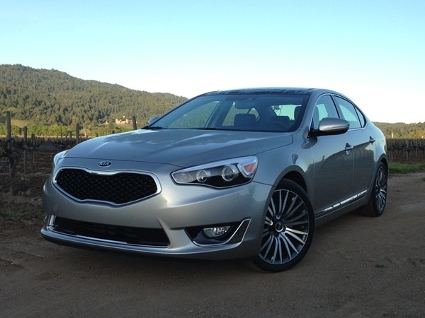 2014 Kia Cadenza First Review: Kia's Biggest Deal Yet