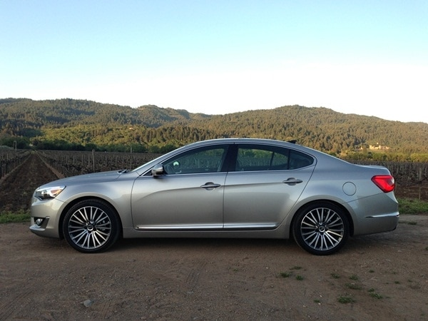 2014 Kia Cadenza First Review: Kia's Biggest Deal Yet 2
