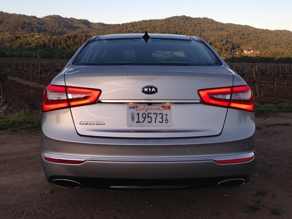 2014 Kia Cadenza First Review: Kia's Biggest Deal Yet 4