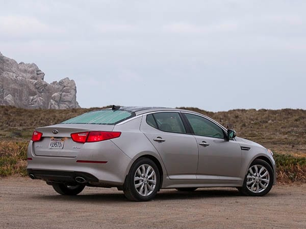 Types Of Auto Insurance >> 2014 Kia Optima EX: Lots of Features, Not Lots of Fun ...