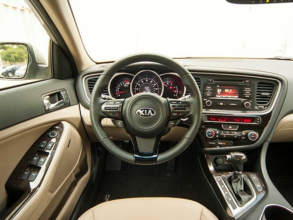 No Credit Check Car Lots >> 2014 Kia Optima EX: Lots of Features, Not Lots of Fun - Kelley Blue Book
