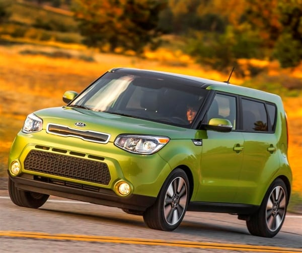 New Kia Soul Ev Coming To America In 2014 Kelley Blue Book