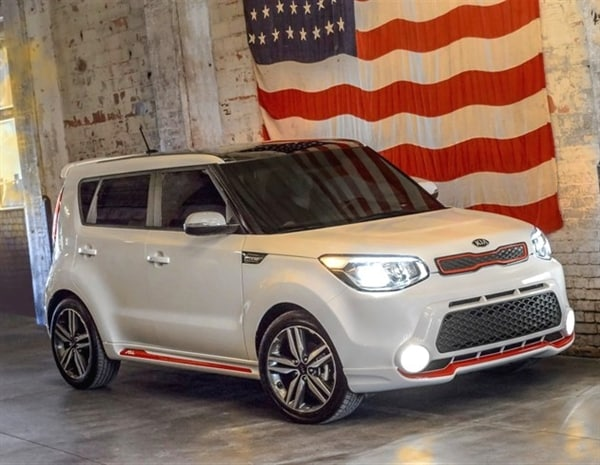 2014 Kia Soul Red Zone Special Edition Revealed Kelley