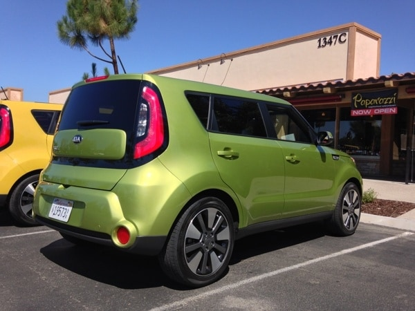 2014 Kia Soul First Review The Same Only Better Kelley