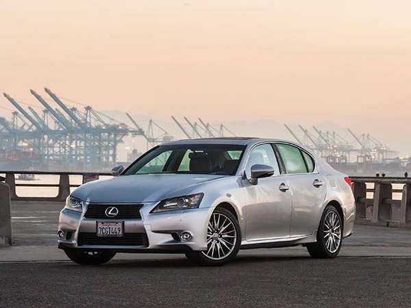 2014 lexus gs 350 long term update design kelley blue book. Black Bedroom Furniture Sets. Home Design Ideas