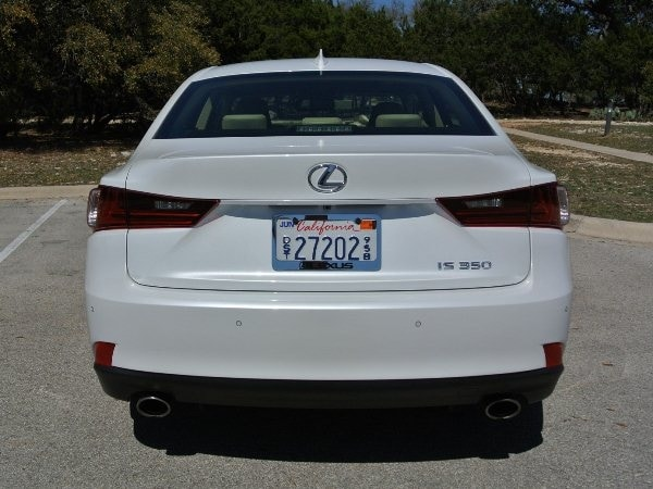 All-new 2014 Lexus IS vs. 3 Series, C-Class and A4 4