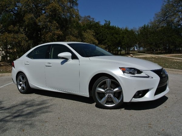 All-new 2014 Lexus IS vs. 3 Series, C-Class and A4
