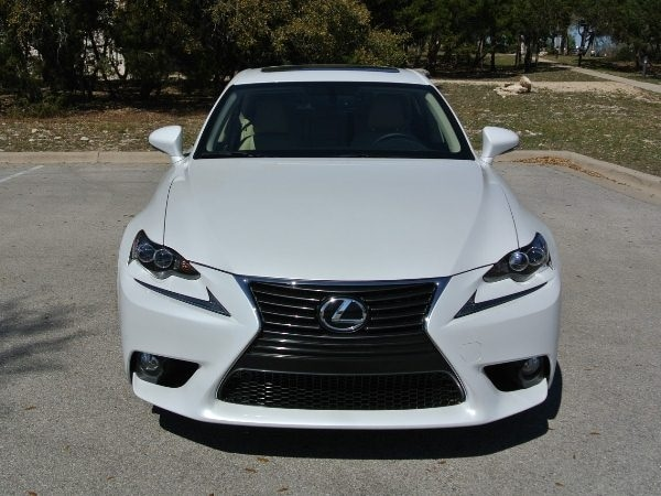 All New 2014 Lexus Is Vs 3 Series C Class And A4