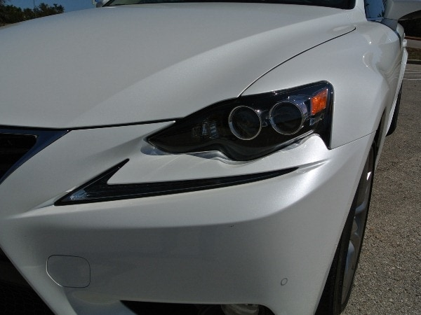 All-new 2014 Lexus IS vs. 3 Series, C-Class and A4 8