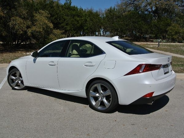 All-new 2014 Lexus IS vs. 3 Series, C-Class and A4 1