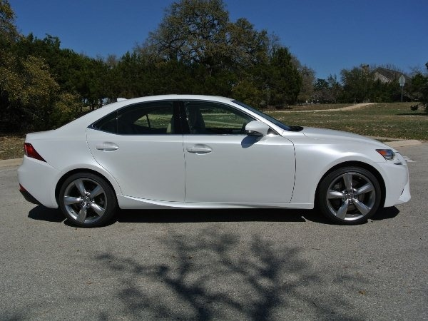 All-new 2014 Lexus IS vs. 3 Series, C-Class and A4 2