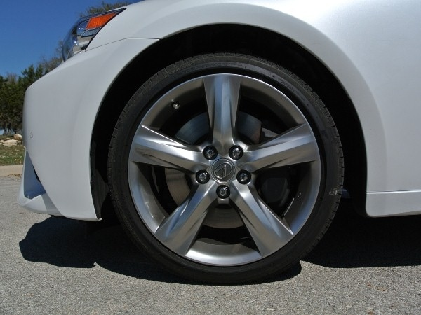 All-new 2014 Lexus IS vs. 3 Series, C-Class and A4 10