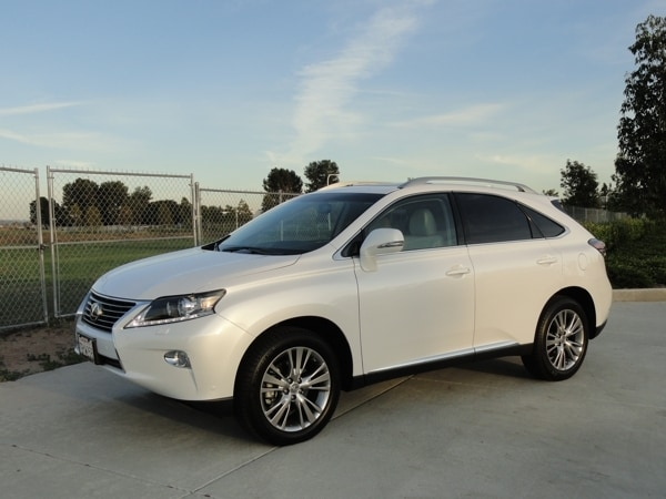 2014 lexus rx 350 quick take kelley blue book. Black Bedroom Furniture Sets. Home Design Ideas