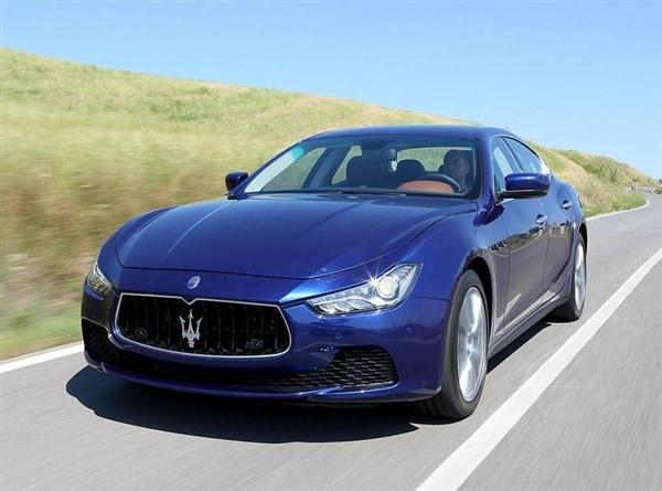 2014 Maserati Ghibli Sportier Baby Quattroporte Coming