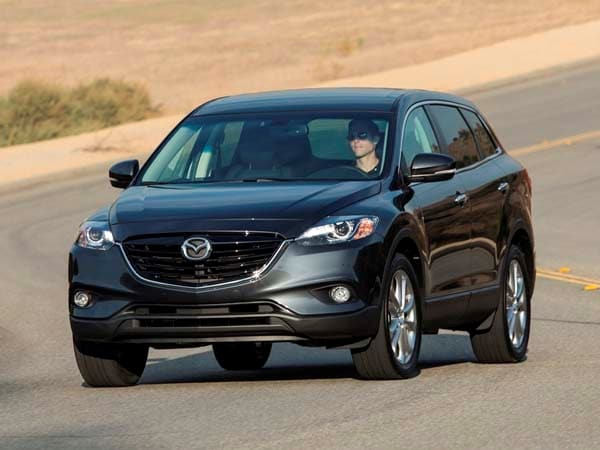 2014 Mazda CX 9 Quick Take