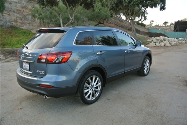 Best Cars Under 35000 >> Editors' Page: 2015 Mazda CX-9 - Kelley Blue Book