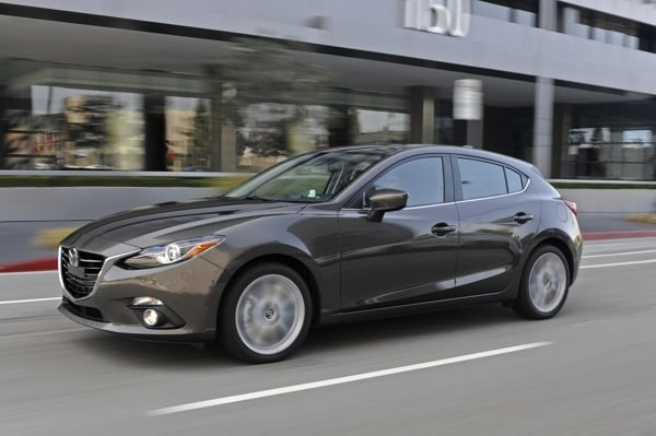 2014 mazda3 first review bolder better and even cooler