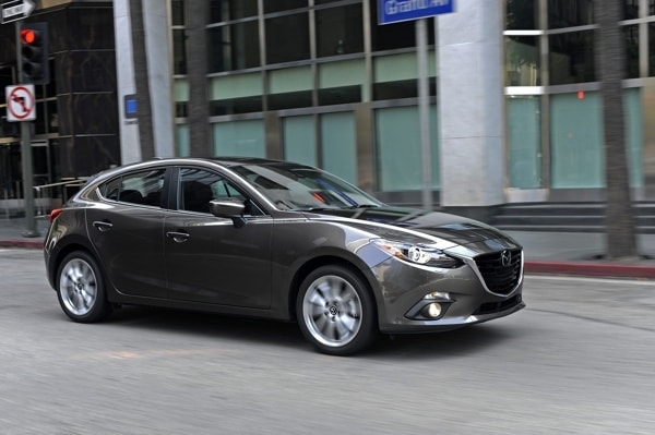 2014 Mazda3 First Review: Bolder, Better And Even Cooler | Kelley Blue Book