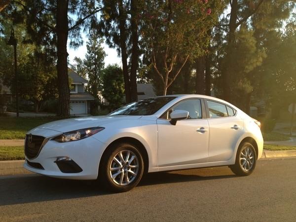 2014 Mazda3 I Touring Sedan Quick Take