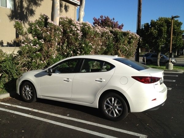 2014 Mazda3 I Touring Sedan Quick Take Kelley Blue Book